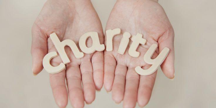 Through My Eyes - ALBERTA THEOFILA  : Charity