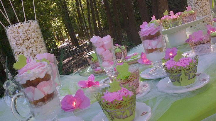 Celebraciones en Familia - Cupcakes Princesas