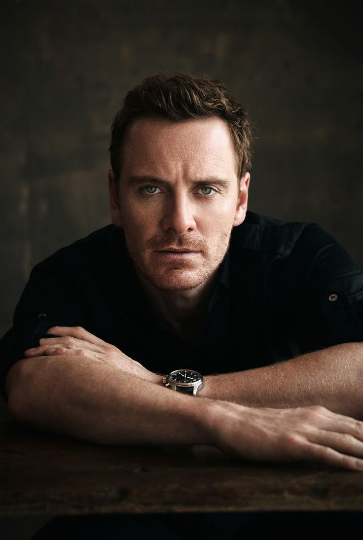 When I guy looks at you like that.... mmmm ~ Michael Fassbender