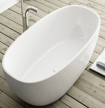 Barcelona | Victoria And Albert Volcanic Limestone Modern Freestanding Baths | Victoria and Albert Baths | Baths | PT Ranson