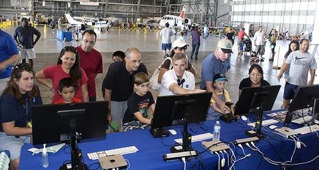 NASA Langley's 95th Anniversary Open House
