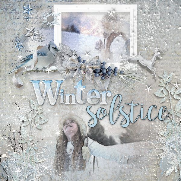 WINTERSOLSTICE - Full collection bundle - collab by Laitha's designs & Veronica Spriggs