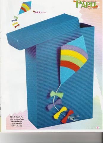 MANUALIDADES EN PAPEL; Cajas, filigrana, papel reciclado y tarjetas troqueladas. « Variasmanualidades's Blog