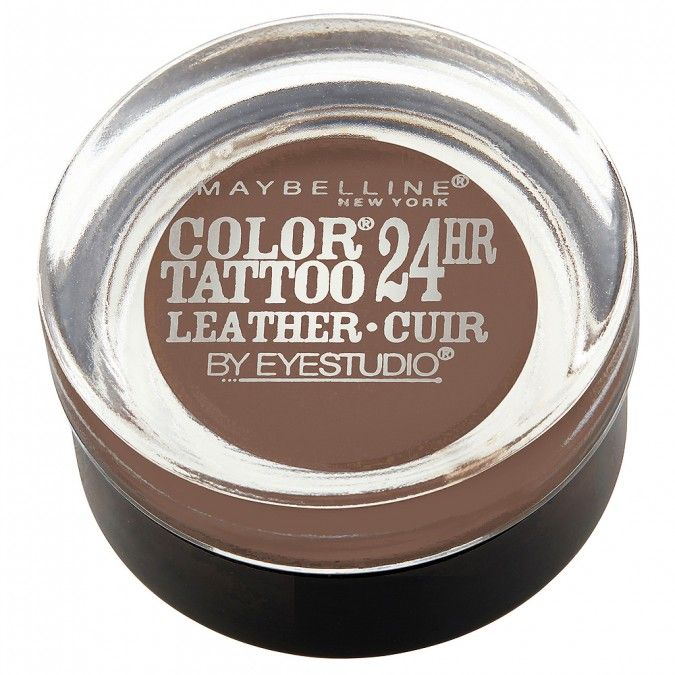 So rich. So creamy. So matte. Maybelline's cream gel eye shadow formula gets the look of couture leather so right. The gel base provides the perfect matte finish eye shadow to illuminate for either a soft look or a dramatic high impact effect.