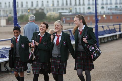 Only one of the best British teen movies of all time (Angus, Thongs, and Perfect Snogging)