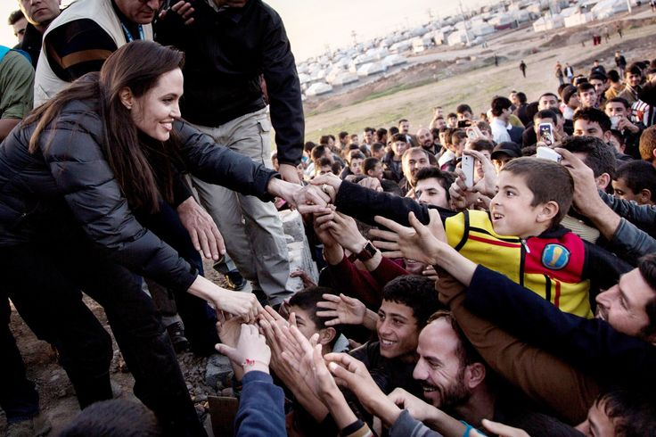 Angelina Jolie Speech In Iraq Syrian Refugees In Full (Vogue.co.uk)