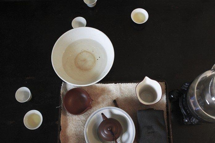 Wistaria tea | piecefully