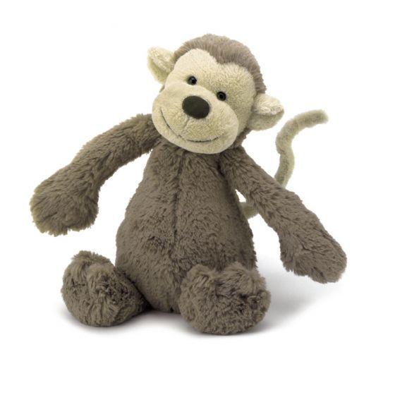 Jellycat Monkey - Bashful - Medium