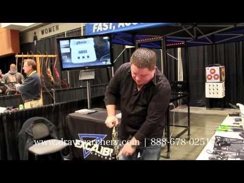2014 ATA SHOW: Excalibur NEW Matrix 405 Mega Crossbow - http://huntingbows.co/2014-ata-show-excalibur-new-matrix-405-mega-crossbow/