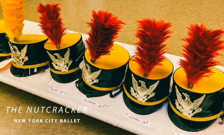 os Achados | The Nutcracker | NYC Ballet