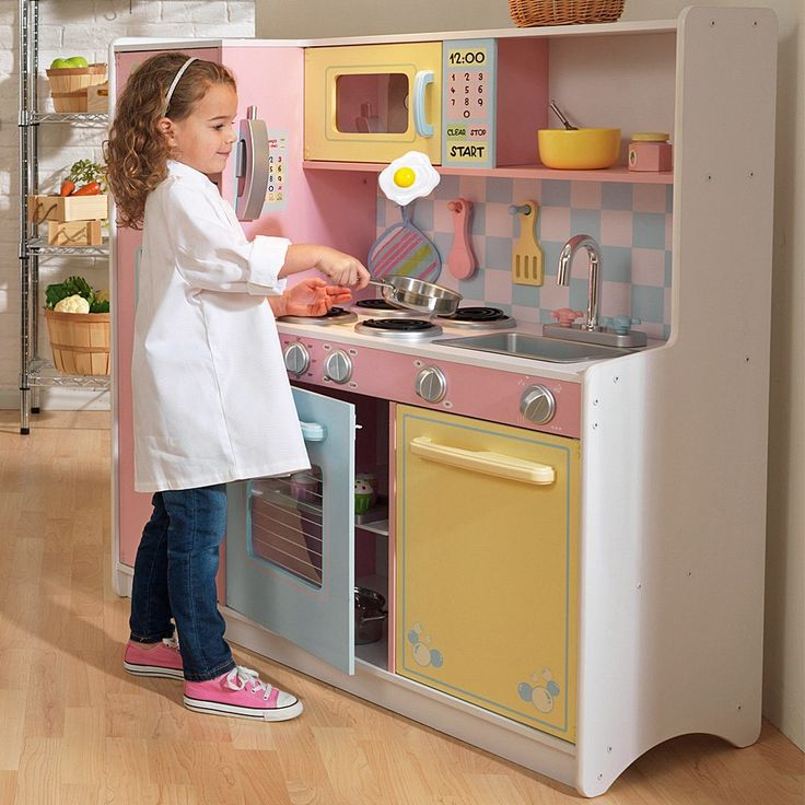 8 Best Wooden Kitchen For My Little Girl Images On