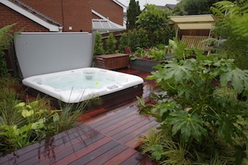 Hot Tub Tips For Small Gardens