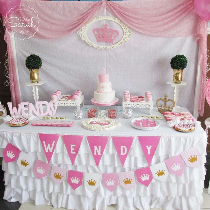 Coronas Birthday Party Ideas Princess Birthday Parties