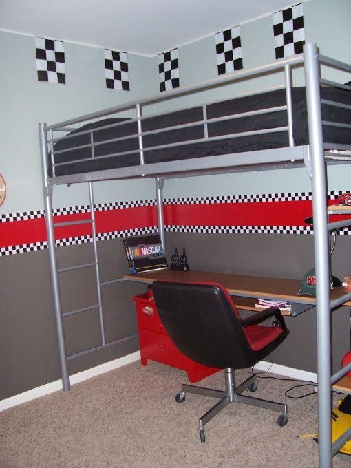 decor idea for son's room