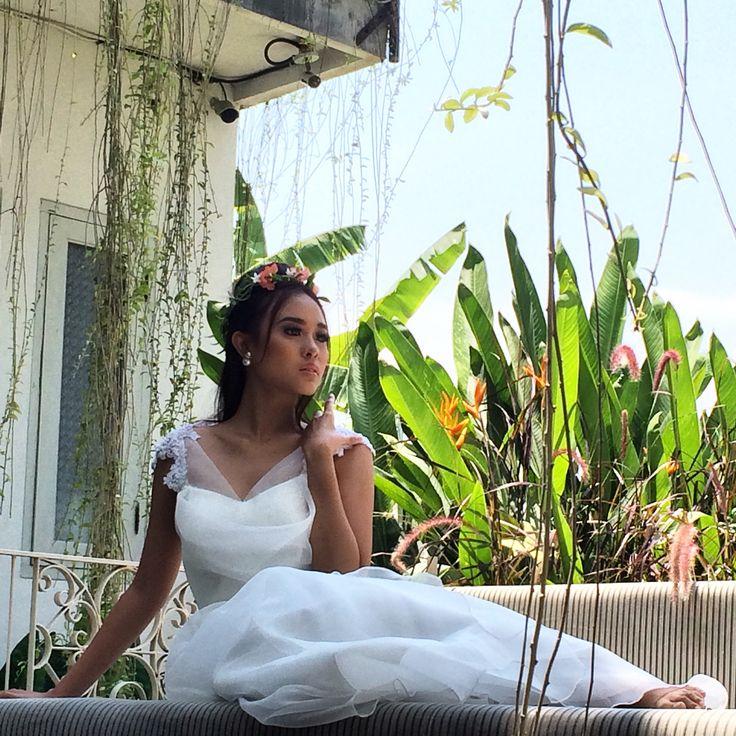 Beauty bridal make up