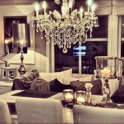 1000 images about home decor and furniture on pinterest for Black and cream dining room ideas