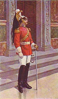 Italian Unification Wars - Papal Noble Guard
