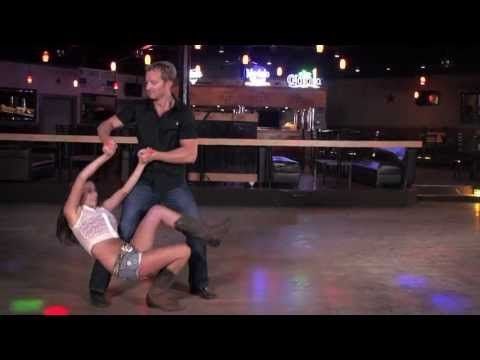 Country Dancing - Swing, Aerials, Flips, Waterfall, Candlestick, Dips, Slides, Butt Spin