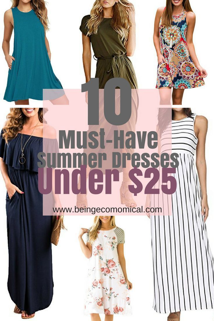 beda3060237f ECO MOM ICAL  10 Must-Have Summer Dresses Under  25 Summer Outfits