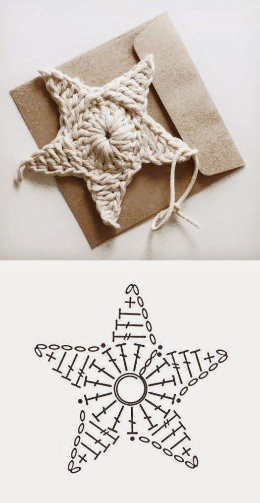 Simplesmente Fascinante: Natal e .....crochê