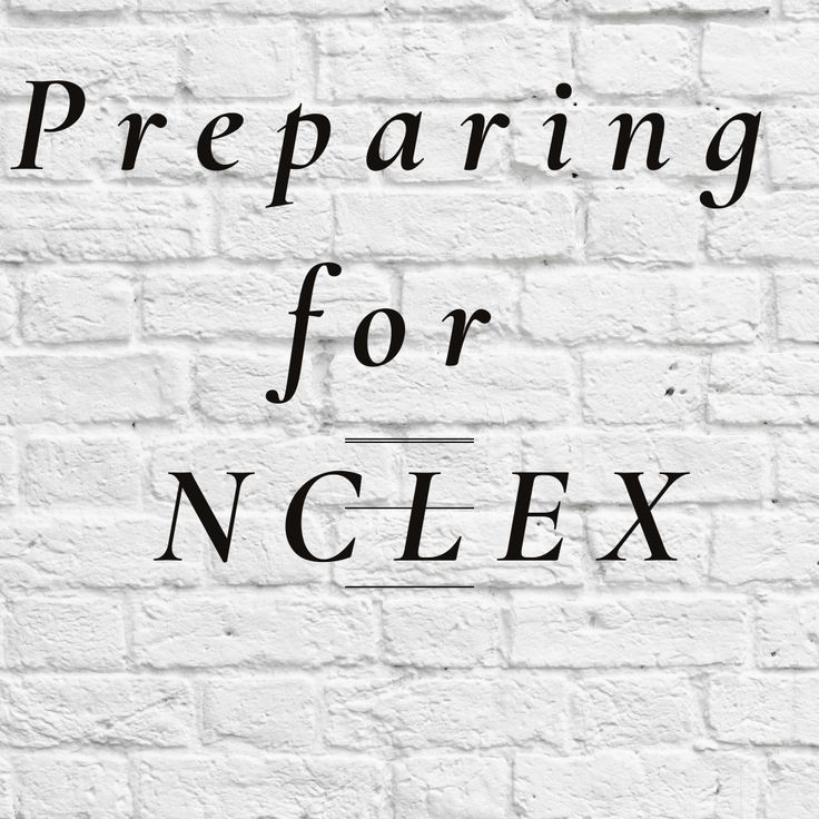 Knowing how to prepare for the nclex is the most important