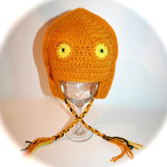 Tutorial Amigurumi R2d2 : 1000+ images about chapeaux star wars au crochet on ...