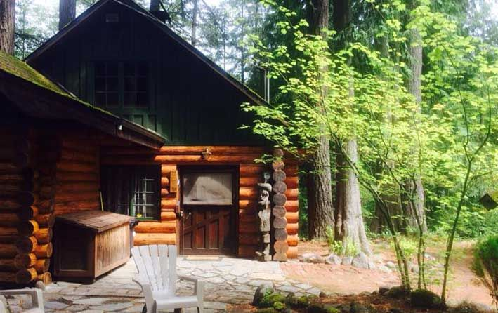 8 best villages of mt hood cabins images on pinterest for Cabins near mount magazine