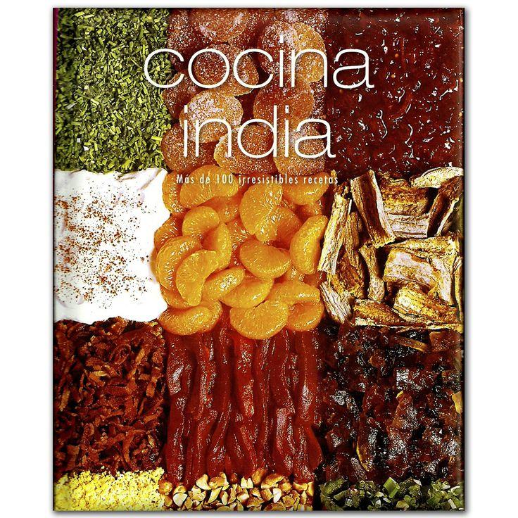 Libro Cocina India. Más de 100 irresistibles recetas – Varios  - Grupo Planeta  http://www.librosyeditores.com/tiendalemoine/3411-cocina-india-mas-de-100-irresistibles-recetas-9781445410821.html  Editores y distribuidores