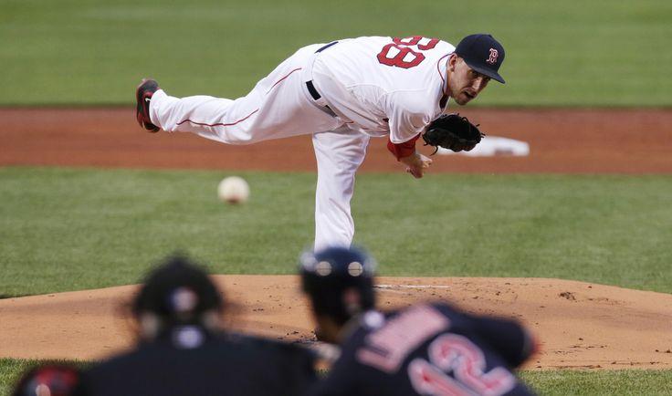 RHP Matt Barnes   Boston red sox, Baseball field, Boston red
