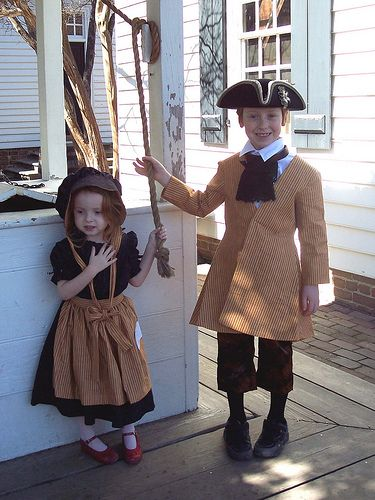 15 Best Colonial Days Costume Images On Pinterest
