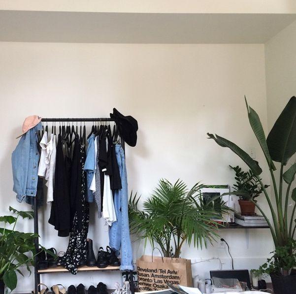 composição de roupas