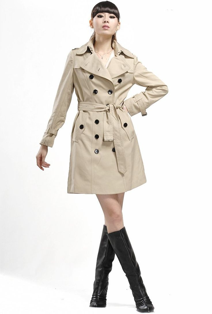 Perfect Womens Trench Coat : Womens Trench Coat