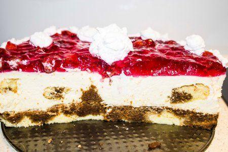 пошаговый фото рецепт торта тирамису