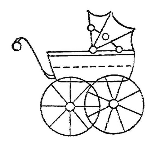 baby carriage! :)