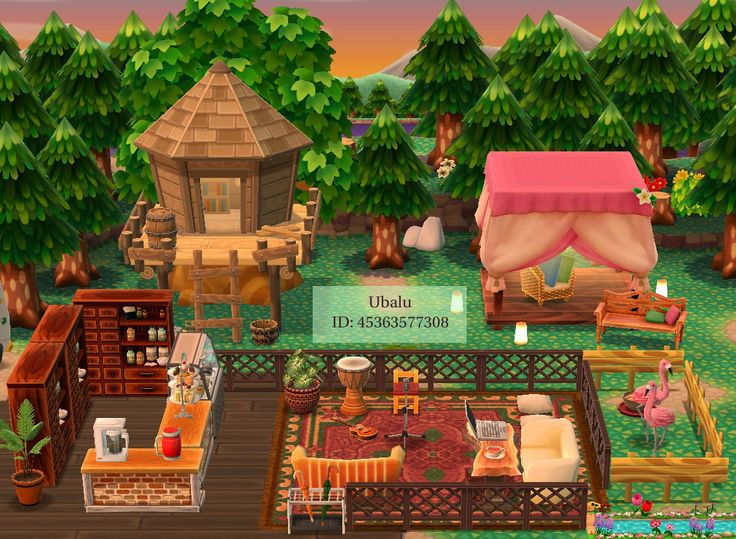 Ubalu ID 4536 3577 308 Animal Crossing Pocket Camp ACPC