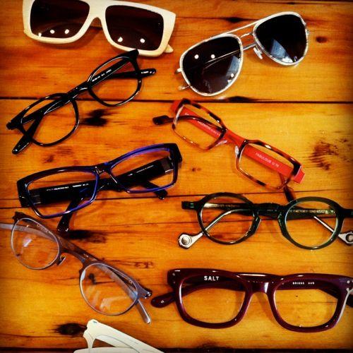 #eyeglasses #glasses @Optik PDX