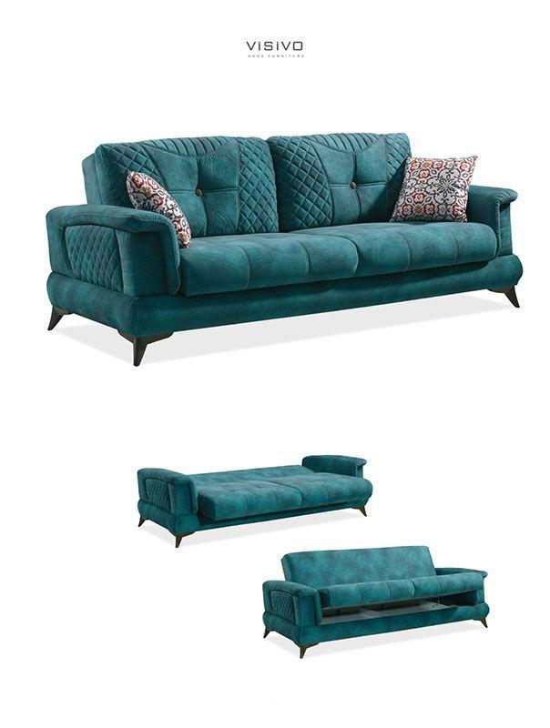 Visivo Living Room Sofa Set