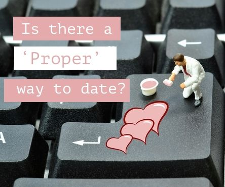 "It is true that more people are turning to online dating methods, with eHarmony alone claiming credit for 25.04% of all marriages in America. Yet, there are still several non-believers, people who are more of the mindset that online dating is not the ""proper"" way to date."