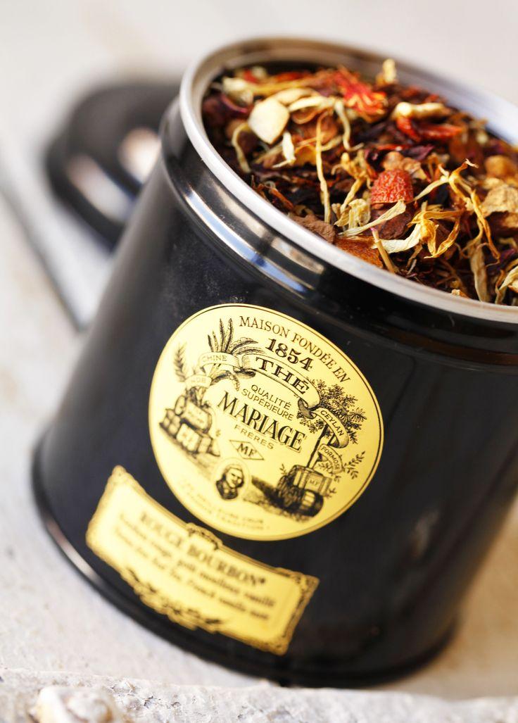 French Tea tin