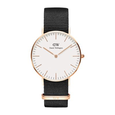 Classic Cornwall 36 mm rose gold