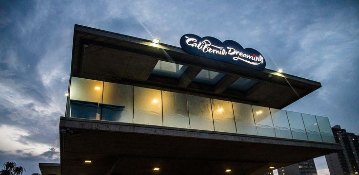 California Dreaming - Dairy Beach, Durban
