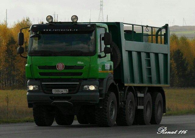 Tatra Phoenix 8x8.