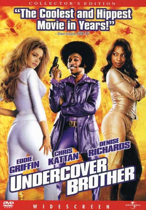 Malcolm D. Lee's UNDERCOVER BROTHER is a rollicking spoof that earns the distinction of being the first studio film to find its inspiration in a character created specifically for the Internet. Based