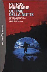 Amazon.it: L- ULTIME DELLANOTTE - PETROS MARKARIS - BOMPIANI - TASCABILI -- 2004- B- ZCS252 - PETROS MARKARIS - Libri