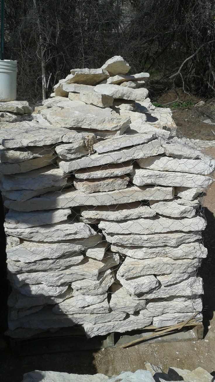 5 7 Vs 610 Limestone Stone : Best flagstone pieces vs standup sawed lueder images