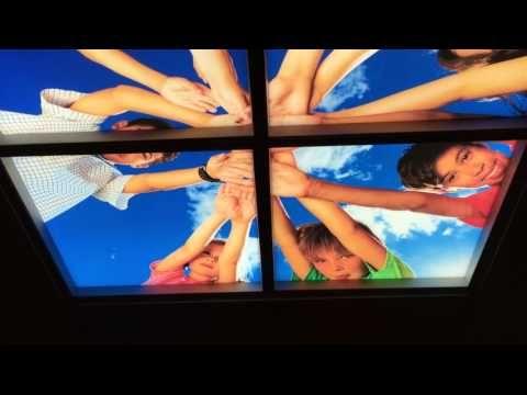 Wolkenplafond metMoodpanelen - Get in the Mood