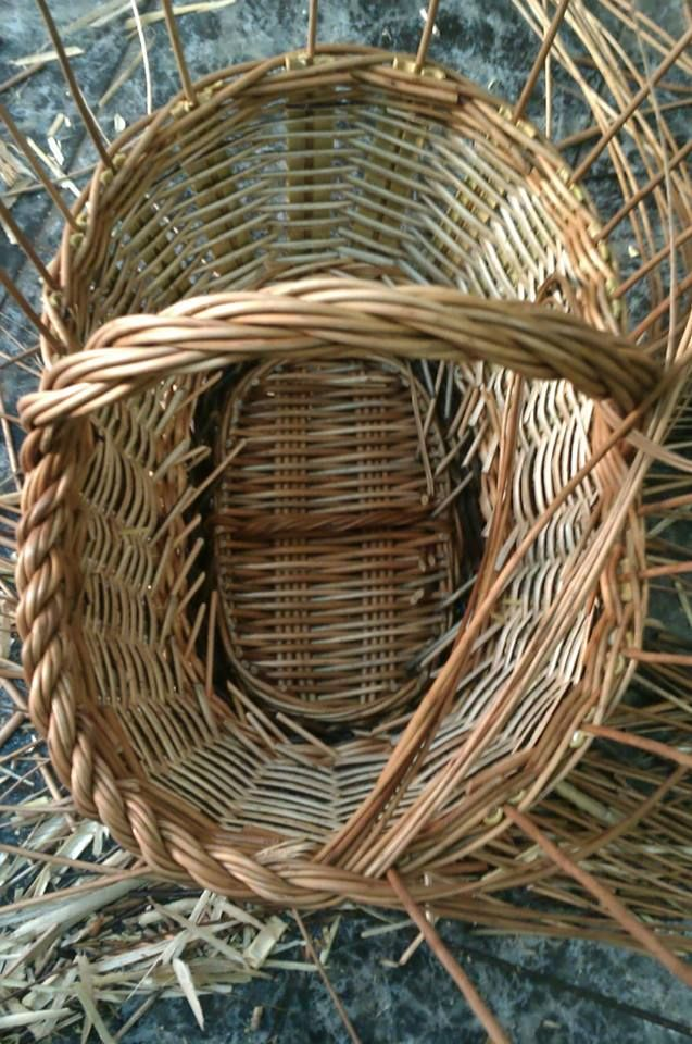 Basket Weaving Ri : Best images about k?rbe on environmental