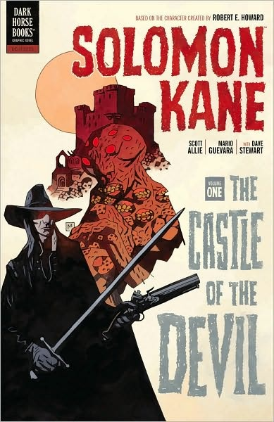 Solomon Kane, by Mike Mignola