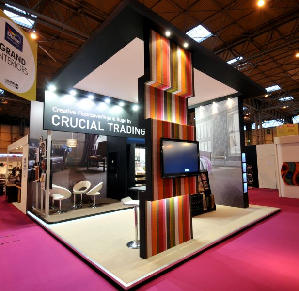 Simple Exhibition Stall : Small g exhibition design