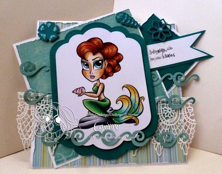 Mermaid Corinne